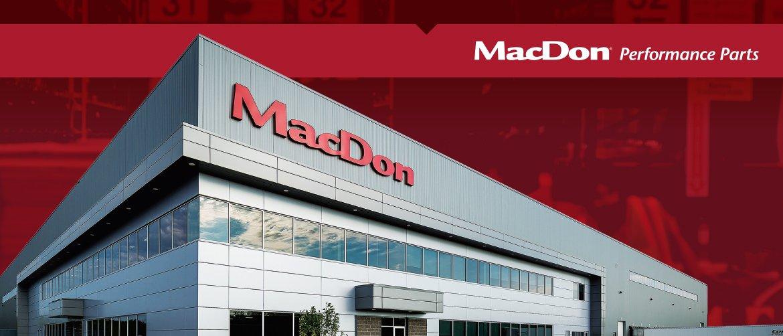 About MacDon Performance Parts | MacDon Performance Parts